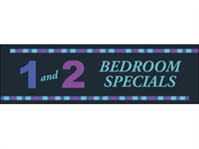 Picture of Bedroom Special Banner (BS12B#001)
