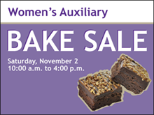Picture of Bake Sale Yard Sign (BS2YS#002)